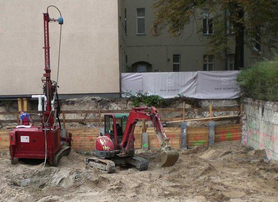 Wohn- & Gewerbebau: Eisenzahnstraße, Berlin